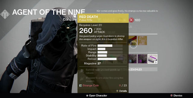 This destiny how to get exotic weapons guide explains where to find