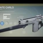 Destiny Monte Carlo Exotic auto rifle