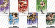 New Amiibo Six December 2014 Banner