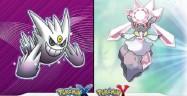 Pokemon XY Mega Gengar Diancie