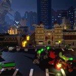 Lego Batman 3 Red Brick 8: Minikit Detector Location