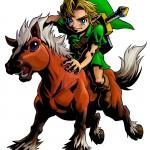 The Legend of Zelda: Majora's Mask 3D Artwork