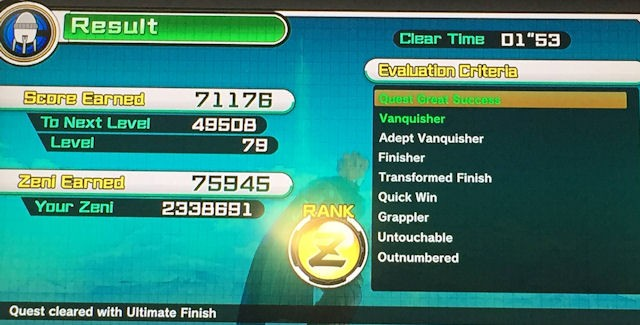 Welcome to the dragon ball xenoverse how to level up fast