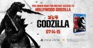 Godzilla PS4 & PS3 Game Release Date and Pre-Order Bonus Hollywood Godzilla