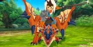 Monster Hunter Stories 3DS Screenshot Dragon Riding
