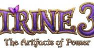 Trine 3 Logo Artifacts of Power