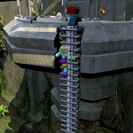 Lego Jurassic World Red Brick 13: Collect Ghost Studs Location