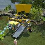 Lego Jurassic World Red Brick 19: Hybrid Disguises Location
