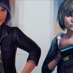Life Is Strange Chloe Max Airbrush Painting by Dandelion-s
