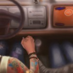 Life Is Strange Fanart Max Chloe Lesbian American Girls Driving Car by Seaside by Medoree Sound