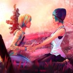 Life Is Strange Fanart Mac Chloe Drugs Stop Deconning by Dismembered Girl
