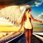 Life is Strange Chloe Angel by Marie Mason