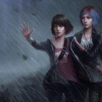 Life Is Strange Fanart Chloe Max Rainstrom by Hristo Rusanov