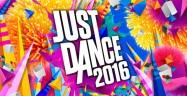 Just Dance 2016 Song List