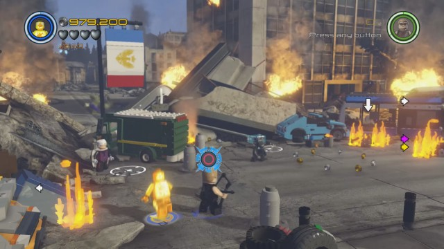 how to get red bricks in lego marvel