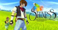 Shiness: The Lightning Kingdom Logo