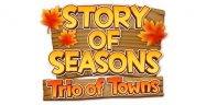 Story of Seasons: Trio of Towns Logo