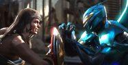 Injustice 2 Wonder Woman Blue Beetle