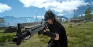 Final Fantasy XV Rifle