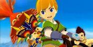 Monster Hunter Stories X The Legend of Zelda