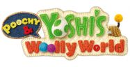 Poochy & Yoshis Woolly World Logo