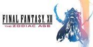 Final Fantasy XII: The Zodiac Age Logo