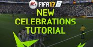How To Unlock FIFA 17 Celebrations
