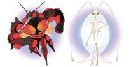 Pokemon Sun and Moon Ultra Beasts