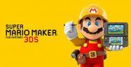 Super Mario Maker for Nintendo 3DS Logo