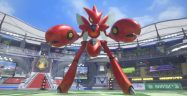 Pokken Tournament Scizor