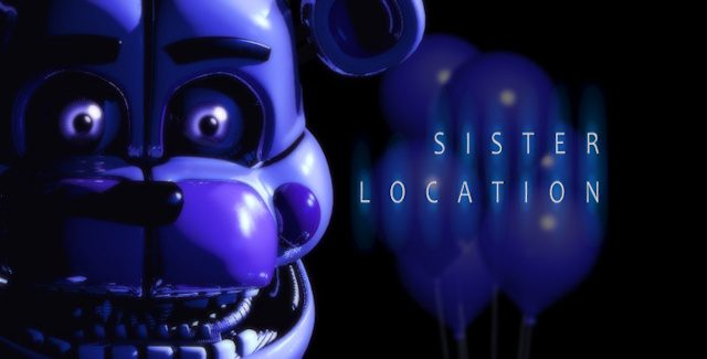 Nights at freddy s sister location walkthrough with an intro video