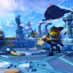 Ratchet & Clank PS4 Pro Screen 1