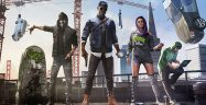 Watch Dogs 2 Key Artwork