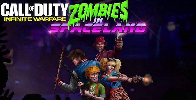 Call of Duty: Infinite Warfare Zombies in Spaceland Guide