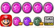 Super Mario Run Pink, Purple & Black Star Coins Locations Guide