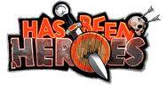 Has-Been Heroes Logo