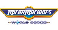 Micro Machines World Series Logo