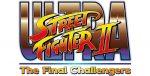 Ultra Street Fighter II: The Final Challengers Logo