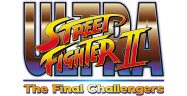 Ultra Street Fighter II: The Final Challengers Logo