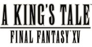 A King's Tale: Final Fantasy XV Logo