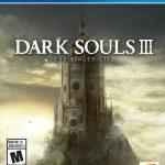 Dark Souls III The Ringed City PS4 Boxart