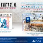 Final Fantasy XII: The Zodiac Age Digital Edition