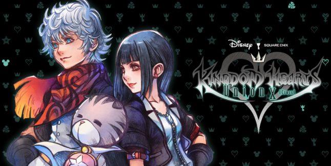 Kingdom Hearts: Union ? Banner
