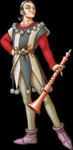 Dragon Quest XI Silvia Art