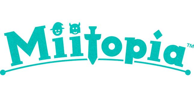 Miitopia Logo