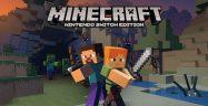 Minecraft: Nintendo Switch Edition Banner