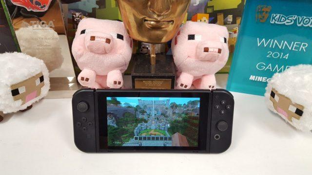 Minecraft: Nintendo Switch Edition Photo