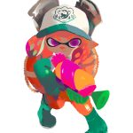 Splatoon 2 Character Art 1