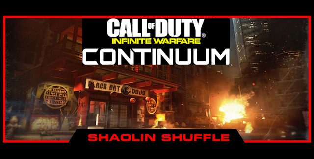 Call of Duty: Infinite Warfare Continuum Easter Eggs