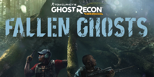 Ghost Recon Wildlands Fallen Ghosts Banner